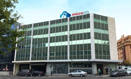 Microlab empresa de asesoramiento en Protección de Datos y Mantenimiento Informático